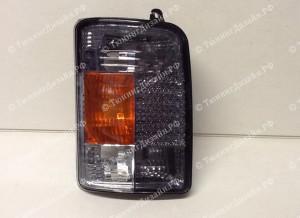 """Задние фонари """"BP"""" (серые) для Лады Нива (ВАЗ 2121-2131)"""