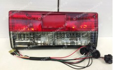"""Задние фонари """"BP"""" (патрон) для ВАЗ 2105-2107 Классика"""