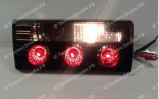 """Задние фонари """"BP"""" (черные) для ВАЗ 2105-2107 Классика"""