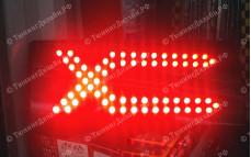 """Задние фонари """"BP"""" (диодные) для ВАЗ 2105-2107 Классика"""