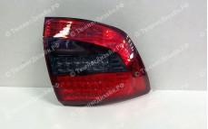 """Задние фонари """"BP"""" (диодные, красные/серые) для Лады Гранта седан (ВАЗ 2190)"""